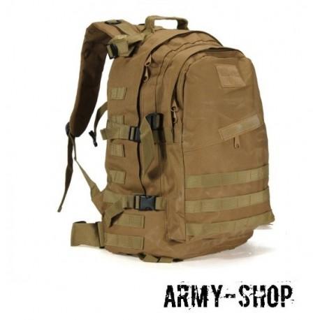 Тактический рюкзак Outdoor Molle 3D Assault Military (реплика)/койот