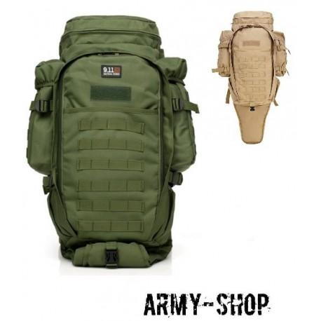 Тактический оружейный рюкзак TACTICAL FULL GEAR RIFLE COMBO (реплика)/олива