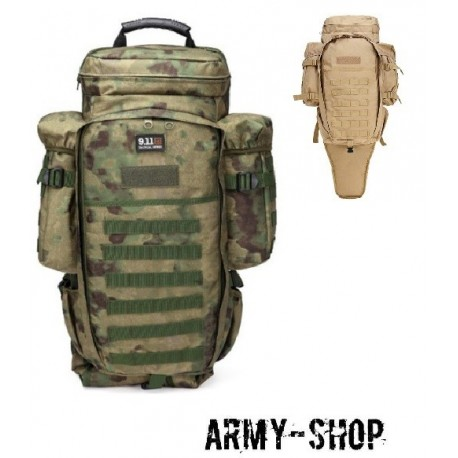 Тактический оружейный рюкзак TACTICAL FULL GEAR RIFLE COMBO (реплика)/атакс