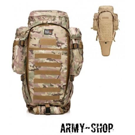 Тактический оружейный рюкзак TACTICAL FULL GEAR RIFLE COMBO (реплика)/мультикам