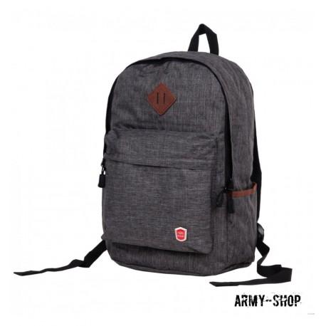 Рюкзак Polar 16009 темно-серый