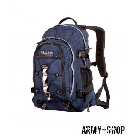 Рюкзак Polar П1956-04 синий со шнурками