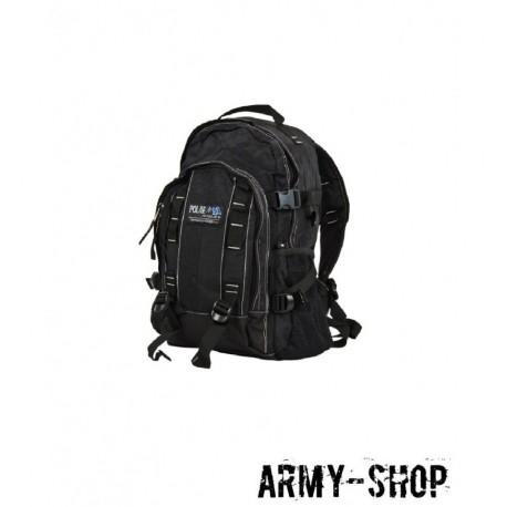 Рюкзак Polar П876-05 черный