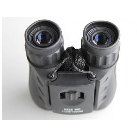 Бинокль Veber 8*25 WP черный