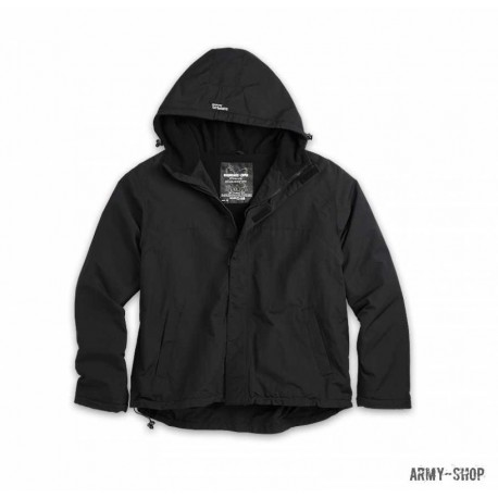 Куртка ZIPPER WINDBREAKER black