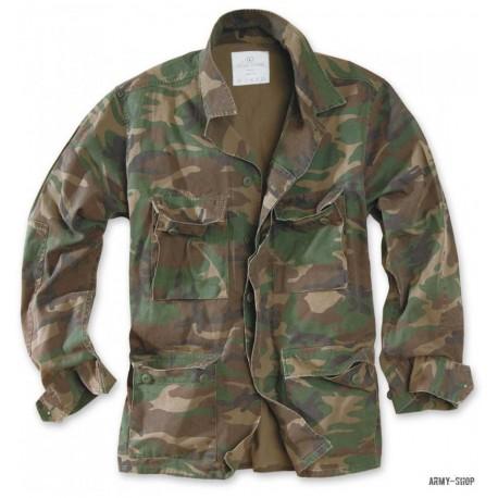 Китель армии США woodland