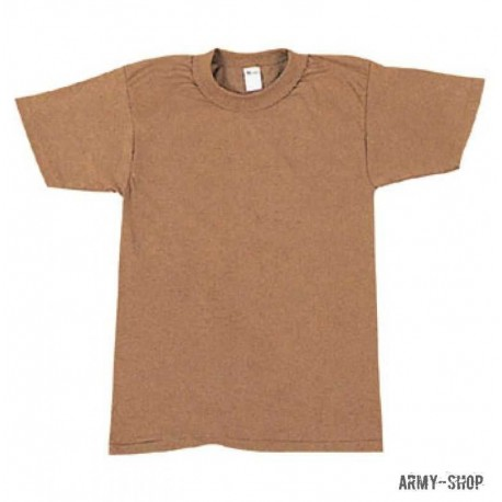 Футболка TS-TSH-CO-30 3 T-Shirt - Cotton - U.S. Brown