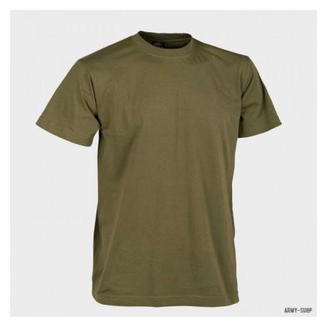 Футболка TS-TSH-CO-29 T-Shirt - Cotton - U.S. Green