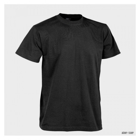 Футболка TS-TSH-CO-01 T-Shirt - Cotton - Black