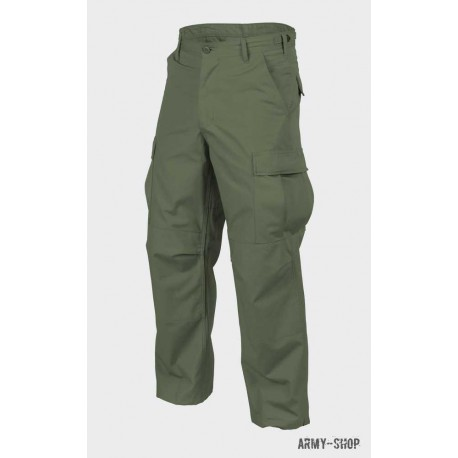 Брюки SFU Trousers - PolyCotton Twill - Olive Green