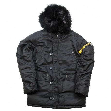 Куртка зимняя Nord Denali Storm HUSKY/Black Line