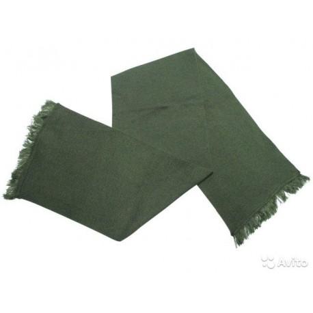 Кашне(Шейный шарф)120x20 олива