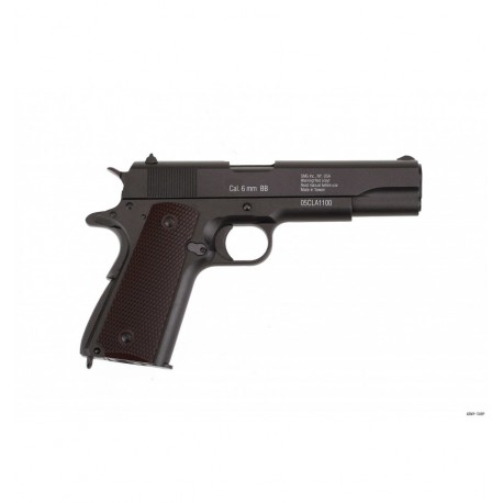Gletcher clt 1911 blow back
