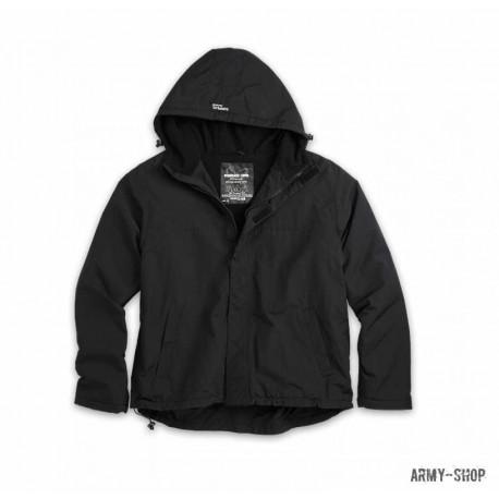 Куртка ZIPPER WINDBREAKER black