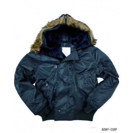 Куртка Аляска Mil-Tec N2B blue